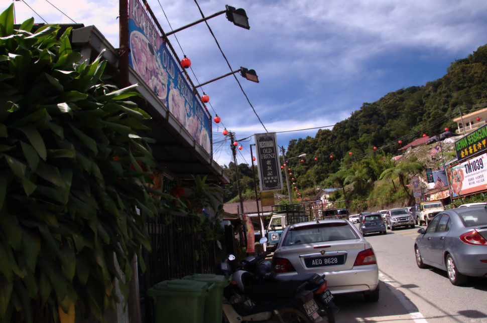 dangdiren cameron highlands tringkap cameron tringkap restoran old frenz